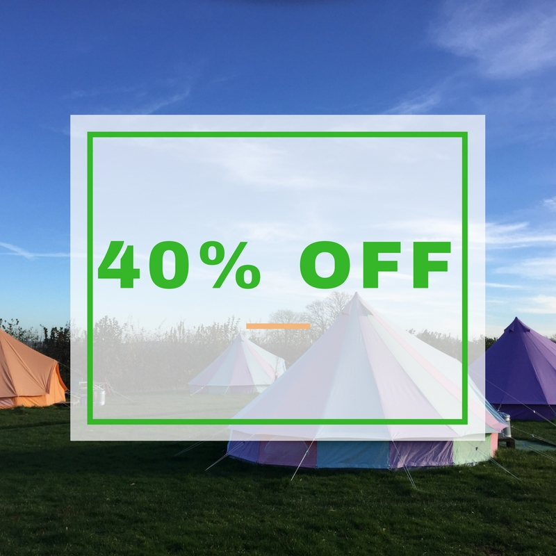 40% OFF glamping near Longleat #discounted #deals limited availability
