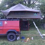 Camping near Longleat, Stonehenge and Bath